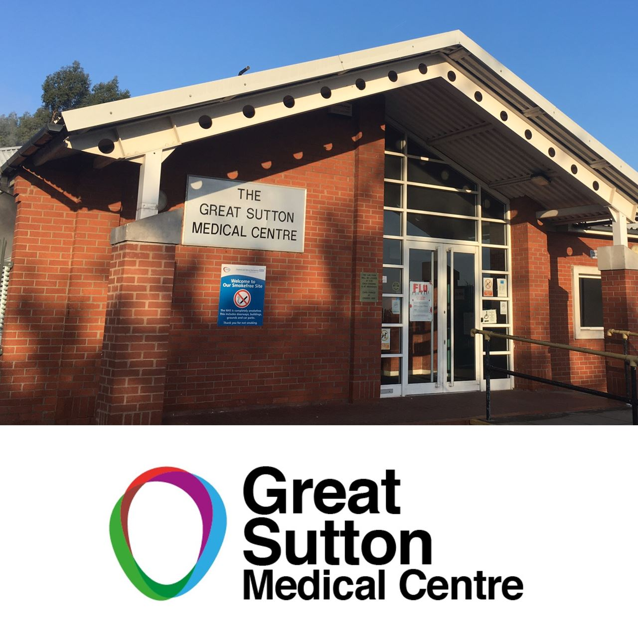 Great Sutton Medical Centre Logo